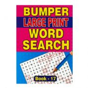 W.F. Graham A4 Bumper Word Search Large Print